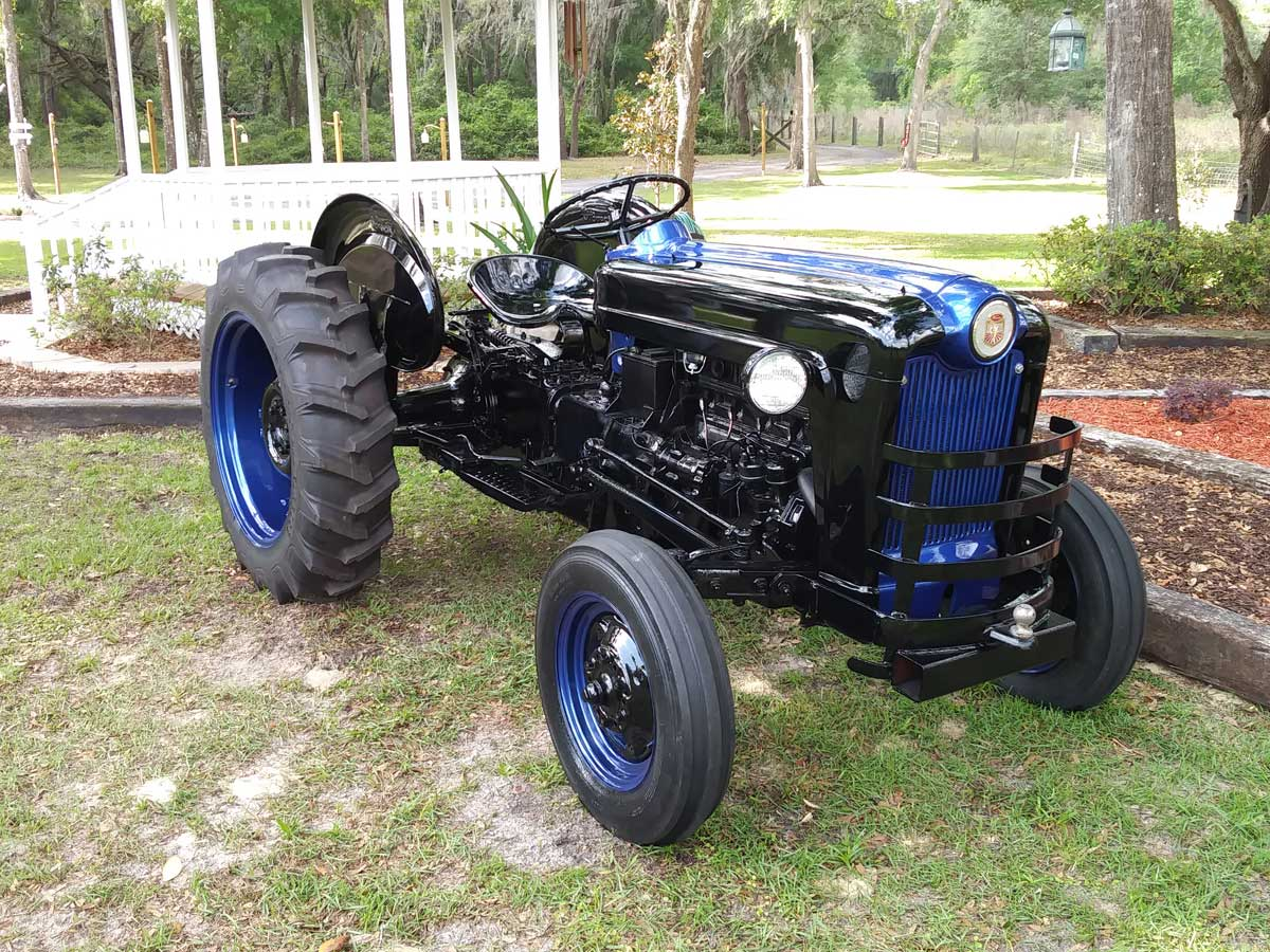 classic ford tractor club