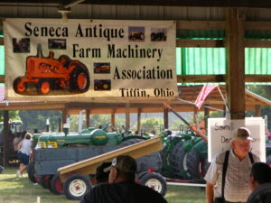 OH - Seneca County Antique Farm Machinery Assn. @ Seneca County Fairgrounds