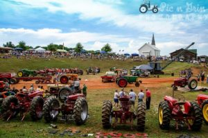 NC - 49th Annual Southeast Old Threshers' Reunion @ Denton FarmPark