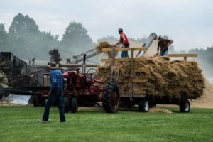 MD - 12th Annual Wheat Threshing @ 12th Annual Threshing Days