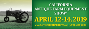 CA - California Antique Farm Equipment Show® @ International Agri-Center®