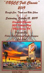 VA - OBGCC Fall Classic Benefit Show @ Strosnider Chevrolet |  |  |