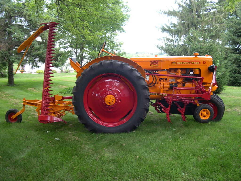 new parts for old tractors Archives - Antique Tractor Blog