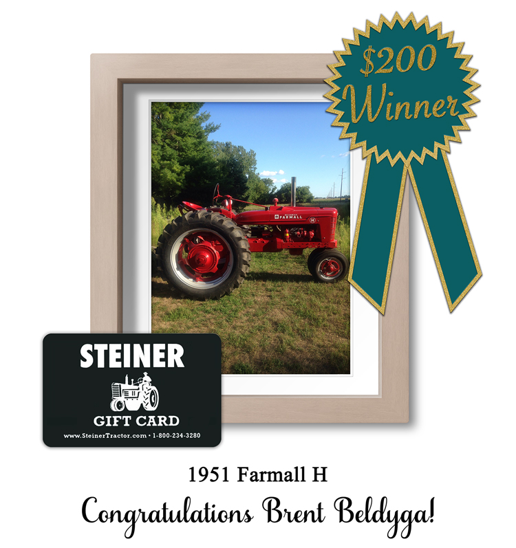 Contest & Sweepstakes Archives - Antique Tractor Blog